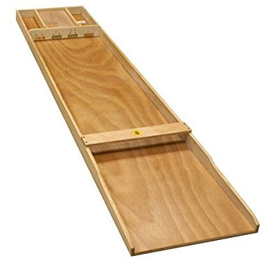 Shuffleboard Tisch
